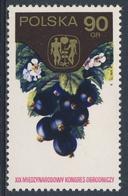 Poland Polska Polen 1974 Mi 2330 YT 2169 SG 2317 ** 19. Int. Gartenbaukongress, Warschau / Horticultural Congress - Agriculture