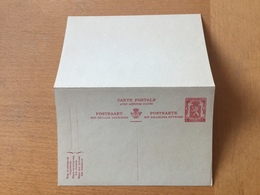 KS3 Belgien Ganzsache Stationery Entieer Postal P 182II - Postwaardestukken
