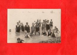 G1705 - Photo Carte De La Plage - CAYEUX SUR MER - D80 - Cayeux Sur Mer