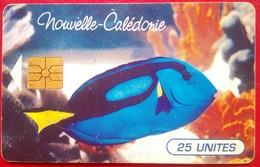 25 Units Fish - Nouvelle-Calédonie
