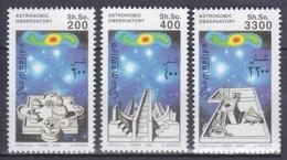 2003Somalia 3vAstronomia14,00 € - Espace