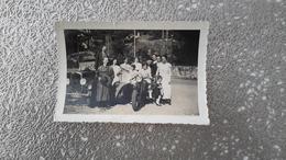 PHOTO  ANCIENNE - PLANCHER BAS 70 HAUTE SAONE - MOTO SIDE CAR - AUTOMOBILE - VOITURE - Automobile