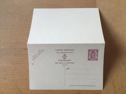 KS3 Belgien Ganzsache Stationery Entieer Postal P 200I - Postwaardestukken