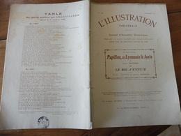 1909   L'ILLUSTRATION THÉÂTRALE  - Papillon, Dit Lyonnais Le Juste - Par Louis Bénière  _ Le Roi S'ennuie ..etc - Theatre