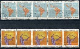 Y85 CUBA 1964 992-993 Second Declaration Of Havana - Cuba
