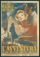 Cinema Film L'Avventura Michelangelo Antonioni FG V181 - Ansichtskarten