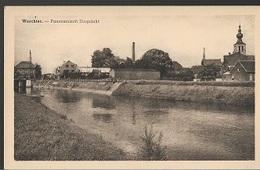 P9/  WERCHTER  PANORAMISCH DORPSZICHT - Cartes Postales