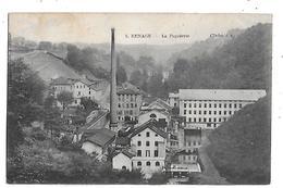 38  -  CPA  De  RENAGE  -  La  Papeterie  En  1905 - Renage