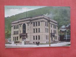 Shoshone Co. Court House  Wallace  Idaho   Ref 4071 - Etats-Unis