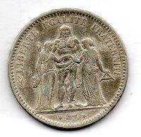 FRANCE, 5 Francs, Silver, Year 1849-BB, KM #756.2 - Frankreich