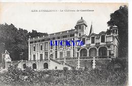Les Aygalades Le Chateau De Castillane - Autres Communes