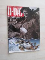 BACVERTCAGIBI / Figurines KING & COUNTRY / Brochure D-DAY 12 Pages MAGNIFIQUEMENT ILLUSTREES - Militares