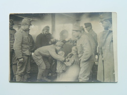 Austria 2201  Foto Photo  KuK K.u.k. WWI Osterreich Ungarn Military 1916 Florian Godl Troppau Feldkitchen - Guerre 1914-18