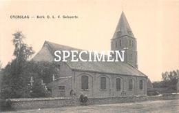 Kerk OLV Geboorte - Overslag - Wachtebeke
