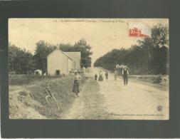 85 St Jean De Monts L'avenue De La Plage édit. Breteau à Noirmoutier N° 119 - Saint Jean De Monts