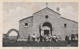 FOIANO VALFORTORE - Abbazia S. Giovanni - - Benevento