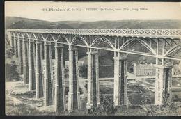 Carte Neuve: Plouézec - Bréhec: Le Viaduc, Haut: 33 M - Long : 230 M - Saint-Brieuc