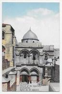 JERUSALEM - Church Of The Sepulchre - Vester 309 - Palestine