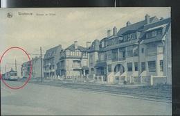 Carte Neuve: Groupe De Villas  (tram ) - Westende