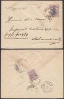 Iran 1888-1904 - Entier Postal  Sur Enveloppe  1420x1100mm .................   (8G-20802) DC-7477 - Iran
