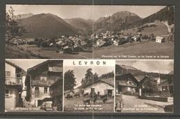 Carte P De 1960 ( Levron ) - VS Valais