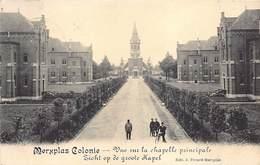 Merksplas Merxplas Colonie   Vue Sur La Chapelle Principale Zicht Op De Grote Kapel       M 2814 - Merksplas