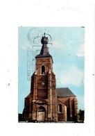 Berlaimont (59) : L'église En 1968 GF. - Berlaimont