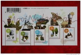 Verzamelblok Mooi Nederland ; NVPH 2577 ; 2008 POSTFRIS / MNH ** NEDERLAND / NIEDERLANDE / NETHERLANDS - Unused Stamps