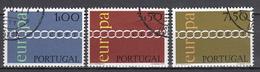 Portugal  Europa Cept 1971 Gestempeld Fine Used - 1971