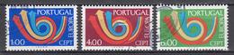 Portugal  Europa Cept 1973 Gestempeld Fine Used - Europa-CEPT