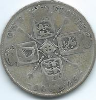 United Kingdom / Great Britain - 1923 - Florin / 2 Shillings - George V - KM817a - 1902-1971 : Monete Post-Vittoriane
