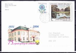 Tchéque République, Lettre Simple - Lettres & Documents