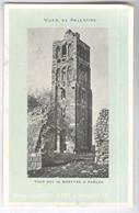 CPA  Palestine - Tour Des 40 Martyrs A Ramleh - Non Circulée - Carte De La Chocolaterie D'Aiguebelle - Palestine