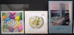 NATIONS-UNIS  NEW YORK                   N° 901/903                      NEUF** - Ungebraucht