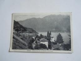 CPA-KP-PC ZENNA RISTORANTE  VARESE - ZENNA L.M. - ITALIA - LOCANDA ITALIA - Confine Italo - Svizzero - Varese
