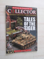 BACVERTCAGIBI Figurines KING & COUNTRY / Brochure COLLECTOR N°26 De 2010 , 24 Pages MAGNIFIQUEMENT ILLUSTREES - Army
