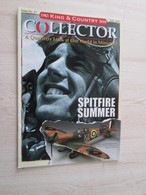BACVERTCAGIBI Figurines KING & COUNTRY / Brochure COLLECTOR N°27 De 2010 , 12 Pages MAGNIFIQUEMENT ILLUSTREES - Army