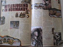 BACVERTCAGIBI / Figurines KING & COUNTRY / Brochure MARSEILLE + HITLERJUGEND 4 Pages MAGNIFIQUEMENT ILLUSTREES - Militares