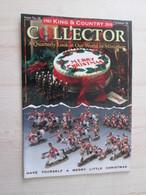 BACVERTCAGIBI Figurines KING & COUNTRY / Brochure COLLECTOR N°28 De 2010 , 24 Pages MAGNIFIQUEMENT ILLUSTREES - Army
