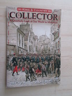 BACVERTCAGIBI Figurines KING & COUNTRY / Brochure COLLECTOR N°33 De 2012 , 24 Pages MAGNIFIQUEMENT ILLUSTREES - Militares