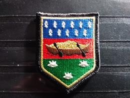 Écusson Gendarmerie Région Guyane - Police & Gendarmerie