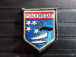 Écusson Gendarmerie Région Polynésie - Police & Gendarmerie