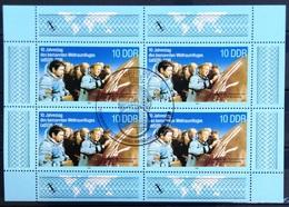 ALLEMAGNE Rep.Démocratique                  N° 2783/2785                        1° JOUR               30/8/88 - Used Stamps