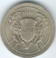 United Kingdom / Great Britain - 1986 - 2 Pounds - Elizabeth II - KM947 - Edinburgh Commonwealth Games - 1971-… : Monete Decimali
