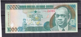 Guinea Bissau  10000 Pesos  UNC - Guinea-Bissau