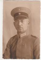 Guerre 14/18  Carte Photo : Portrait D'un Officier Japonais , Daté Du 27/08/17, Non écrite - Photos