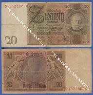 GERMANY 20 Mark 1929 WARNER Von SIEMENS - [ 3] 1918-1933: Weimarrepubliek