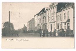 LANDEN - Rue De La Station - Lennik