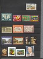 Polynésie Française Timbres Poste De 2007/2008  Neuf** - Collections, Lots & Séries