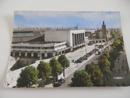 SEINE MARITIME - LE HAVRE - N°76.351.125 - Gare - Circulé 1964 Marianne 0,25F - Le Havre